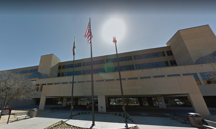Texas Tech University Health Sciences Center. (Screenshot/Google maps)