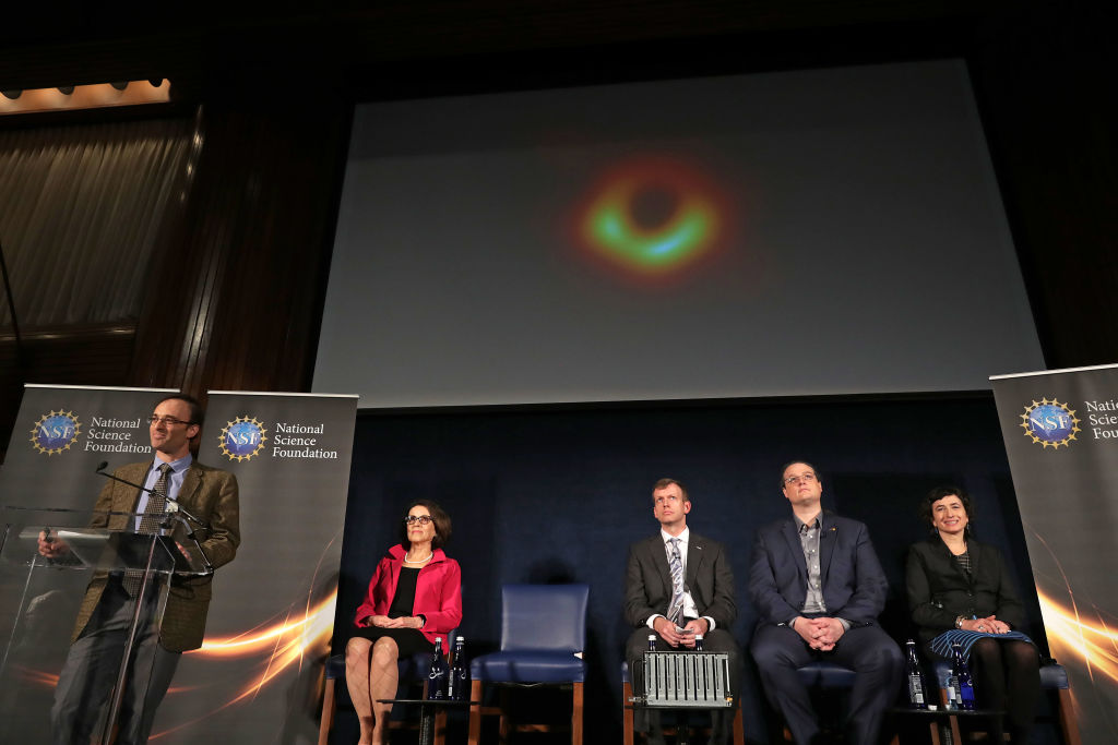 First-Ever Black Hole Image Was Made Possible by 29-Year-Old