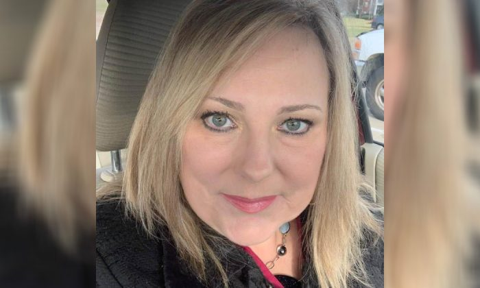 Jeanine Blankenship was last seen using an ride share service in Olive Branch, Miss., on April 2, 2019. (Jeanine Blankenship/Facebook)