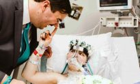 19-Year-Old Bride With Cancer Has Dream Wedding in Hospital As She Only Has Hours to Live