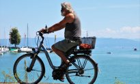 Electric Bikes Can Boost Older People's Well-Being