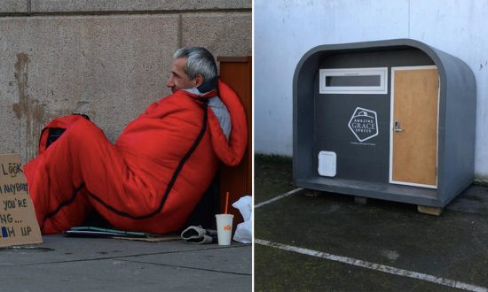 Homeless No More! Charity Introduces Sleeping Pods to Provide Shelter for the Poor