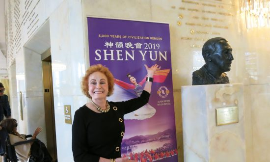 Actress: Shen Yun Performers' Perfection Was Unbelievable