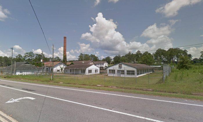 The site of Dozier School in Florida, closed since 2011. (Screenshot/Googlemaps)