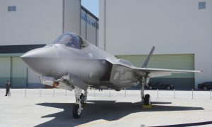 Crashed Japanese F-35 Wreckage Found in Pacific, Pilot Still Missing