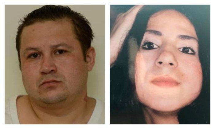 Undated photos of Jorge Rios (L) and Carolina Cano (Hudson County Prosecutor's Office/Handout)