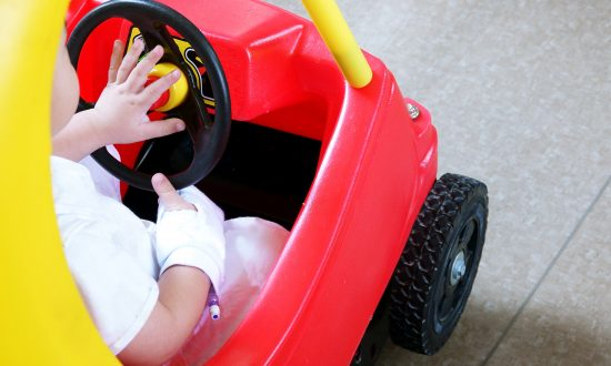 California Hospital Lets Kids Drive Mini Cars to Surgery to Ease Their Fears
