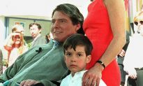 Christopher Reeve's Son, Will, Is All Grown Up and Looks Just Like His Superman Dad
