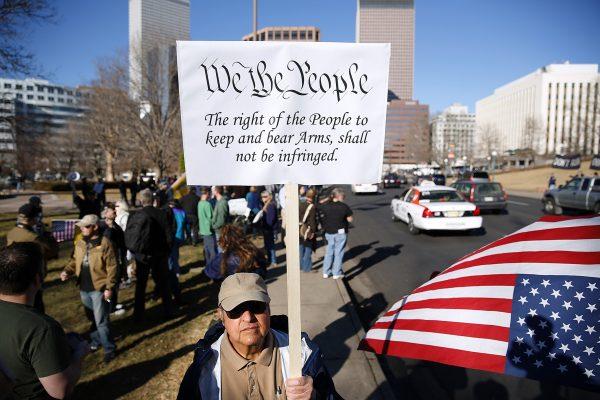 Second Amendment supporters