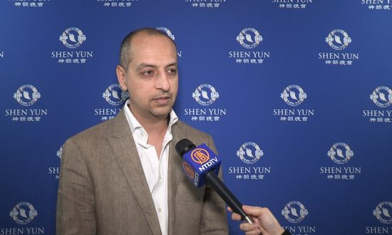 Shen Yun Unifies People, Displays 'Oneness of Spirit Amongst All of Us'