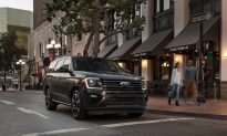 2019 Ford Expedition Limited Max Stealth Edition