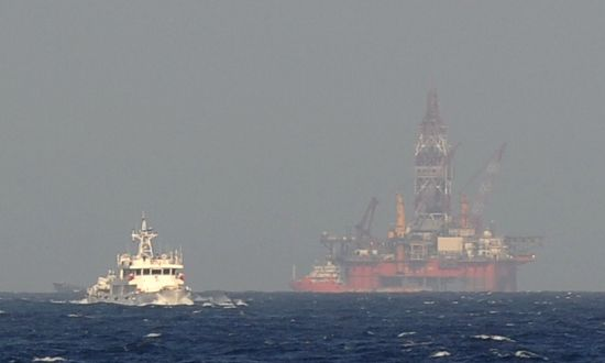 China Constructs Its First Deepwater Well in South China Sea