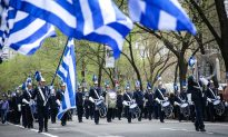New York City Celebrates Annual Greek Independence Day Parade