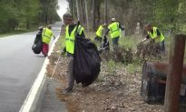 Homeless Getting Paid for Picking Up Trash in a New Six-Month Trial Program
