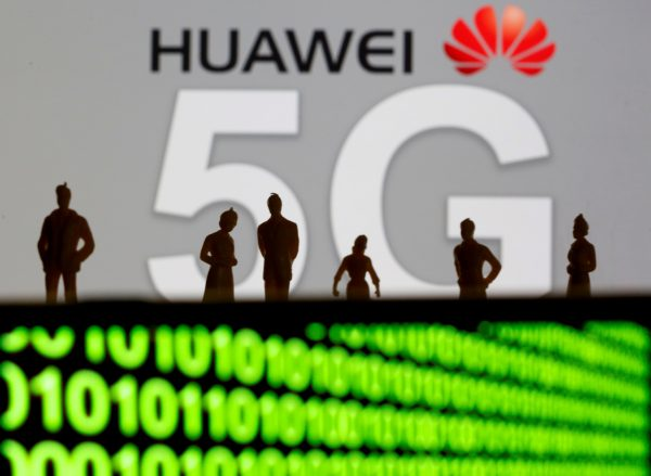 Huawei steals intellectual property