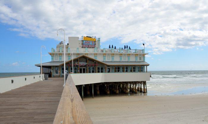 The Crab Shack at Daytona Beach, Fla. (Pixabay)