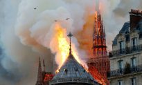 American Carpenters' 'Gift' to Notre Dame Cathedral