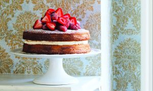 The Simple Joy of Homemade Cake
