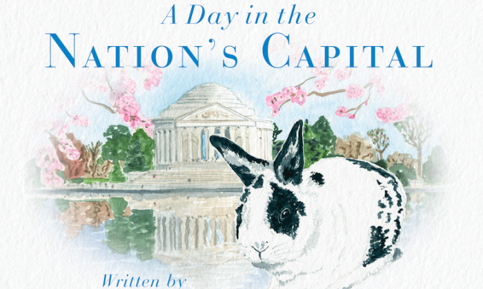 """Marlon Bundo's Day in the Nation's Capital"" (Regnery, $18.99). (Courtesy of Regnery)"