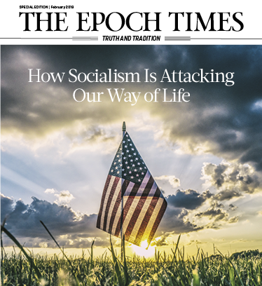 How Socialism Is Attacking Our Way of Life
