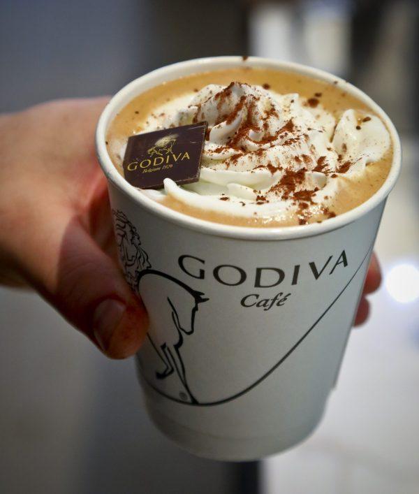Godiva chocolate 2