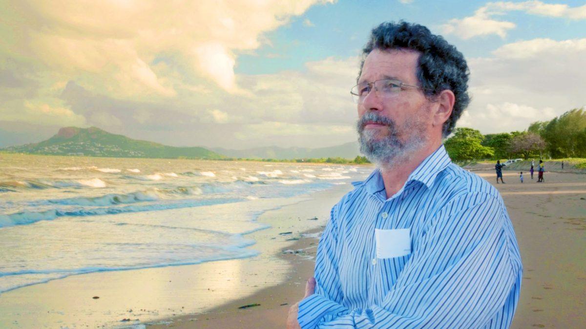Former JCU geophysicist Peter Ridd