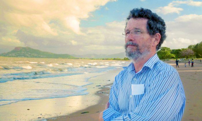 Former JCU geophysicist Peter Ridd. (IPA)
