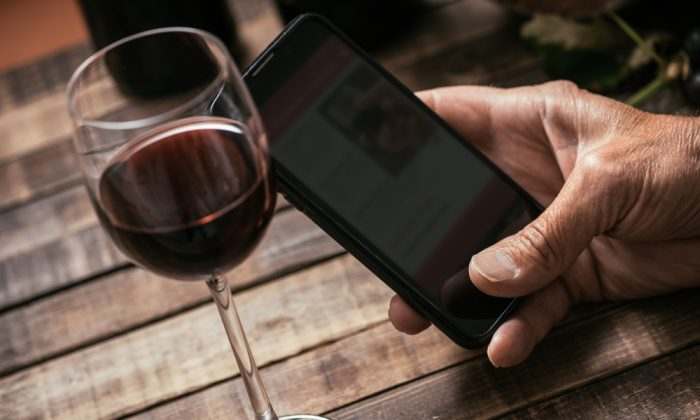 Stay tuned for a multitude of new and updated wine apps, online stores, and other multimedia experiences. (Shutterstock)
