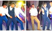 Video: Groomsmen Turn Wedding Reception Into a Dance Show With Amazing Moves!