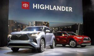 Sleek New SUVs Dominate Reveals at New York Auto Show