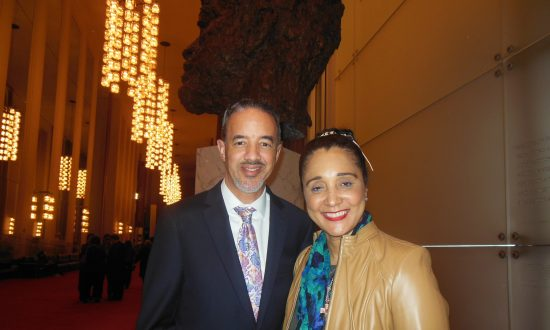 Deputy Assistant Secretary at Department of Veteran Affairs Touched by Shen Yun's Spiritual Message