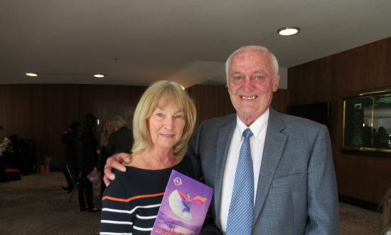 CEO Says Shen Yun a 'Marvellous Experience'