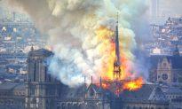 Paris Prosecutor: No Sign Notre Dame Fire of Criminal Origin