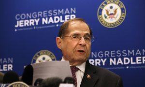 Rep. Jerry Nadler Rejects the DOJ's 'Anarchist Jurisdiction' Label of New York City, Vows to Fight
