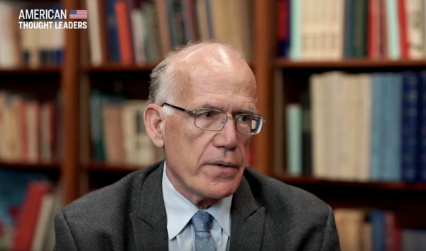 Victor Davis Hanson: Mueller Probe Could Backfire on Those Who Fabricated Russia–Collusion Narrative