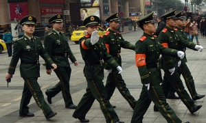 European Lawmakers Call for Sanctions Against Human-Rights Abusers in China