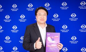 Four Taiwanese Government Officials Appreciate the Culture Presented by Shen Yun