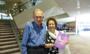 Radio Network President Admires Shen Yun Dancers' Dedication