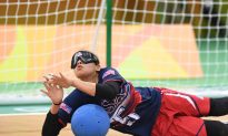 Goalball: A Paralympic Sport for the Blind and Visually Impaired