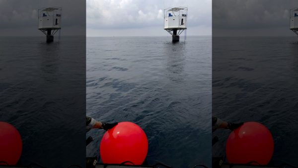 Thai authorities raid floating home