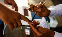 Voter 'Chops Off Finger' After Casting Ballot for Wrong Party in India