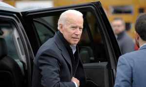 Biden Undecided Over Marijuana Legalization, Cites 'Gateway Drug' Concerns