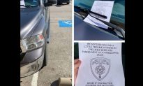 Police Criticize Bad Parking Job With Coloring Book Lesson