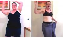 Amazing Weight Loss Transformation Shocks Viewers