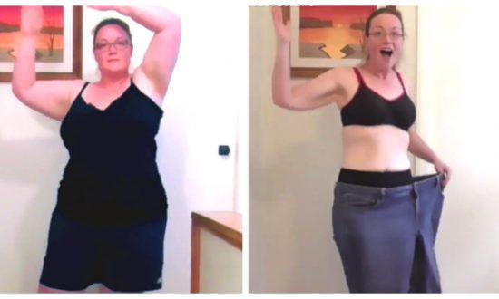 Amazing Weight Loss Transformation Shocks Viewers