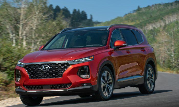 2019 Hyundai Santa Fe Ultimate 2 0t