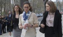 Seagram Heiress Clare Bronfman Pleads Guilty in NXIVM Case