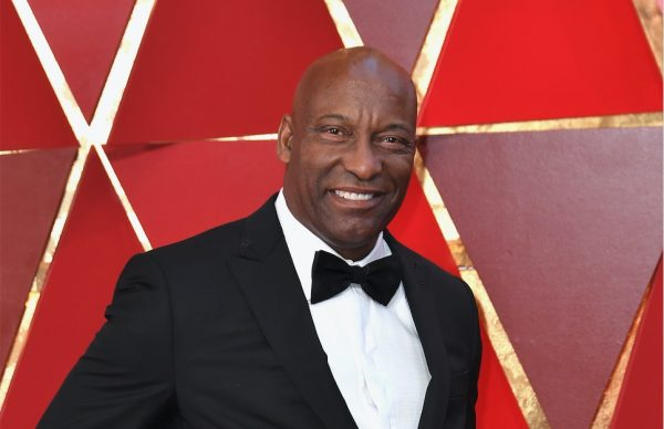director John Singleton portrait