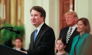 Trump Says Kavanaugh Should 'Start Suing People for Libel' After Assault Allegation