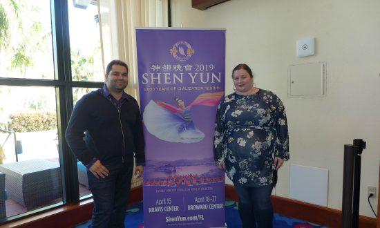 Musician Lauds Shen Yun's Unique Composition